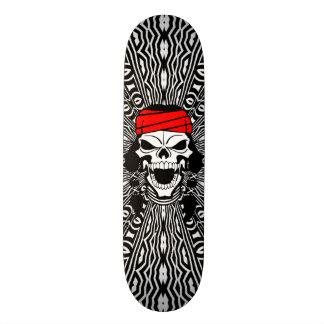 Apache Skull Trip Custom Pro Tribal Park Board Skate Boards