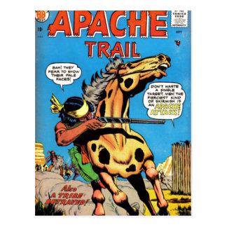 Apache Trail #1 Postcard
