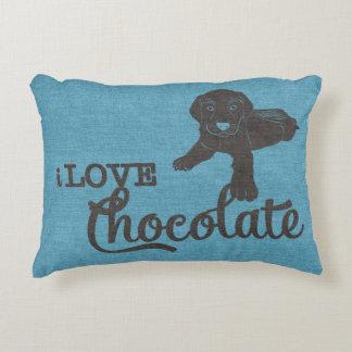 APAL - Chocolate Labrador | Dog Lovers Pillow Accent Pillow