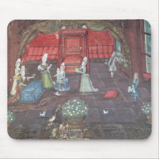 Apartment of a Noblewoman Mouse Pad