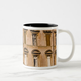 Apartments, Rome, Italy 2 Two-Tone Coffee Mug