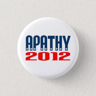 Apathy 2012 1 inch round button