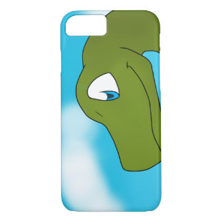 Apatosaurus/Brontosaurus iPhone 7 Case