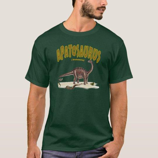 Apatosaurus (brontosaurus ) T-Shirt