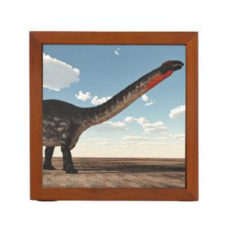 Apatosaurus dinosaur - 3D render Desk Organizer