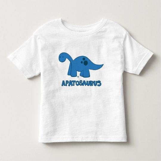 Apatosaurus Toddler T-shirt