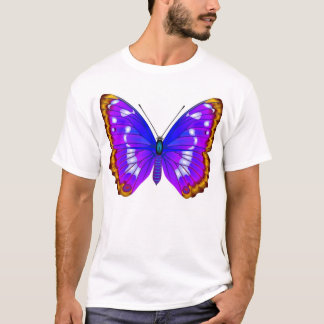 Apatura iris and red Admiral T-shirt