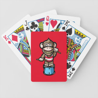 Ape Drum Bicycle Playing Cards
