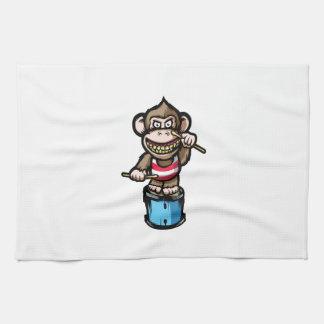Ape Drum Kitchen Towel