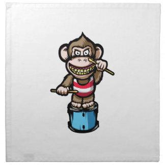 Ape Drum Napkin