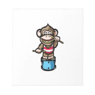 Ape Drum Notepad