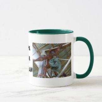 Ape for Green Mug