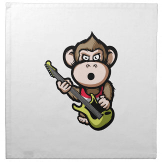 Ape Guitar Napkin