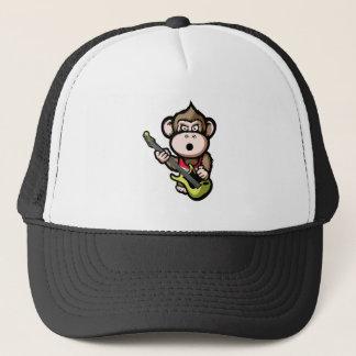 Ape Guitar Trucker Hat
