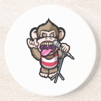 Ape Mic Coaster