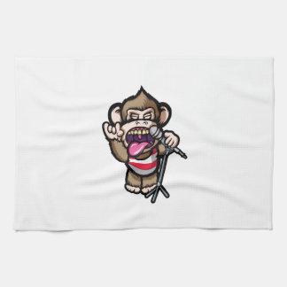 Ape Mic Hand Towel