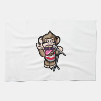 Ape Mic Kitchen Towel