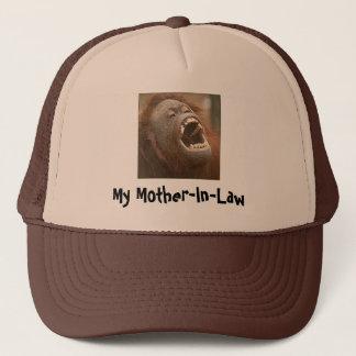 ape, My Mother-In-Law Trucker Hat