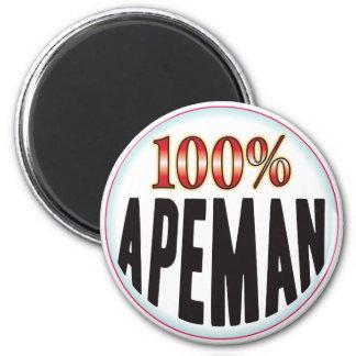 Apeman Tag Magnet