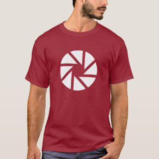 Aperture Pictogram T-Shirt