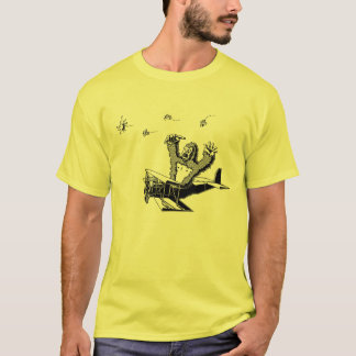 Apes On Planes T-Shirt
