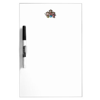 Apes Rock Dry Erase White Board