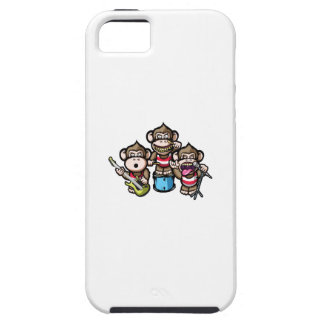 Apes Rock iPhone 5 Covers
