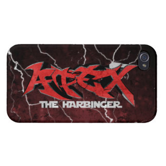 APEX iPhone 4 case red