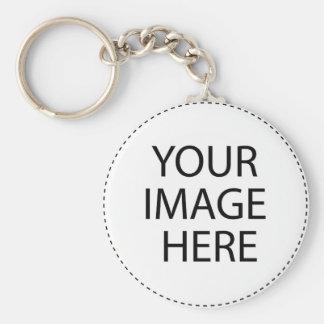 Apex items basic round button keychain