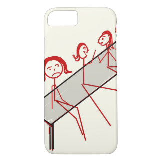 Aphasia Awareness iPhone Case