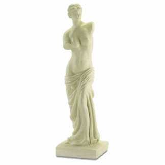 Aphrodite Sculpture Standing Photo Sculpture