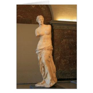 Aphrodite: Venus de Milo Card