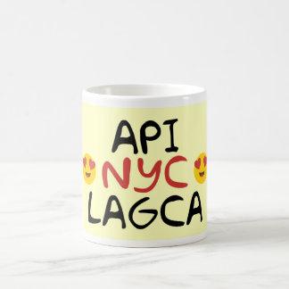 Api Nyc Lagca Coffee Mug