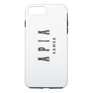 Apia Samoa iPhone 7 Plus Case