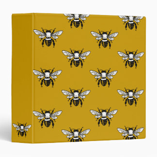 Apis Mellifera Honeybee Binder