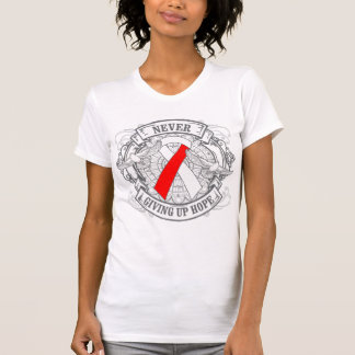 Aplastic Anemia Never Giving Up Hope T Shirt