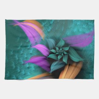 """Apo Flower Kitchen Towel 16"""" x 24"""""""
