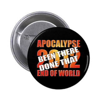 Apocalypse Survivor 2 Inch Round Button