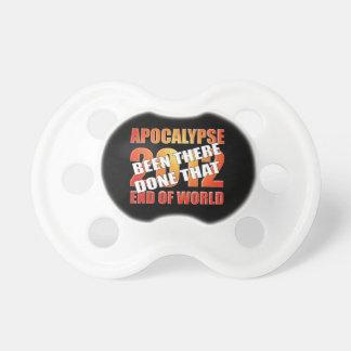 Apocalypse Survivor Baby Pacifier
