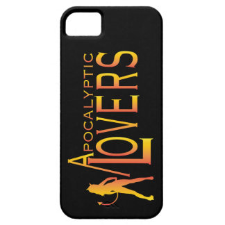 Apocalyptic Lovers iPhone Case