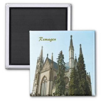 Apollinaris Church in Remagen, Germany Magnet