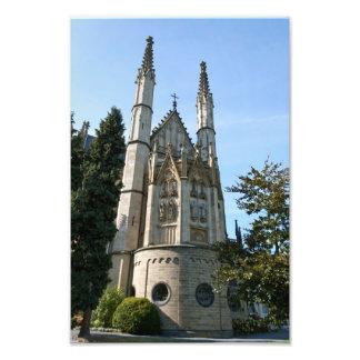 Apollinaris Church in Remagen, Germany Photo Print