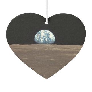 APOLLO 11 EARTHRISE (earth moon solar system) ~.jp Air Freshener