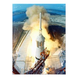 Apollo 11 Launch Photo