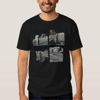Apollo 11 Moon landing tshirt