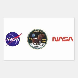 Apollo 11: We Reach The Moon Sticker