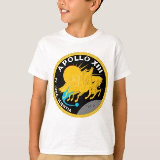 Apollo 13 NASA Mission Patch Logo T-Shirt