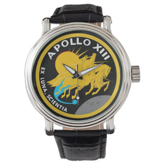 Apollo 13 NASA Mission Patch Logo Watch
