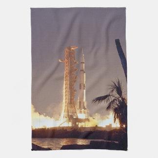 Apollo 14 kitchen towel