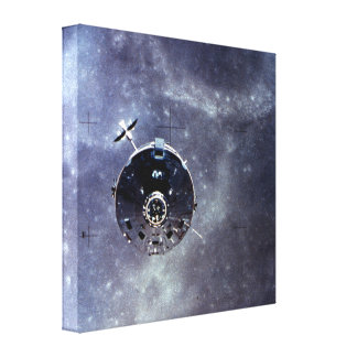 Apollo 16 Module Canvas Prints